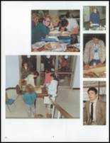 1987 Everett High School Yearbook Page 46 & 47