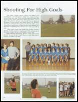 1987 Everett High School Yearbook Page 84 & 85