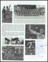 1987 Everett High School Yearbook Page 110 & 111