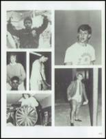 1987 Everett High School Yearbook Page 116 & 117