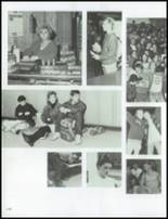 1987 Everett High School Yearbook Page 134 & 135