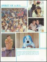 1986 Auburndale High School Yearbook Page 14 & 15