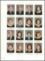 1986 Auburndale High School Yearbook Page 22 & 23