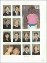 1986 Auburndale High School Yearbook Page 32 & 33