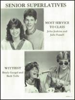1986 Auburndale High School Yearbook Page 54 & 55