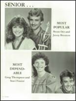 1986 Auburndale High School Yearbook Page 56 & 57