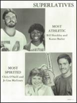 1986 Auburndale High School Yearbook Page 58 & 59