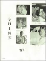 1986 Auburndale High School Yearbook Page 76 & 77