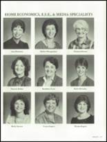 1986 Auburndale High School Yearbook Page 110 & 111