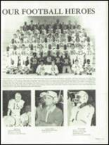 1986 Auburndale High School Yearbook Page 122 & 123