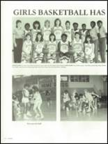 1986 Auburndale High School Yearbook Page 154 & 155