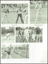 1986 Auburndale High School Yearbook Page 166 & 167