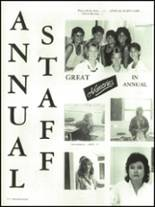 1986 Auburndale High School Yearbook Page 178 & 179