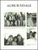 1986 Auburndale High School Yearbook Page 190 & 191