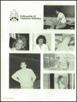 1986 Auburndale High School Yearbook Page 204 & 205