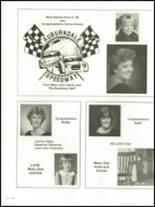 1986 Auburndale High School Yearbook Page 242 & 243