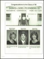 1986 Auburndale High School Yearbook Page 254 & 255