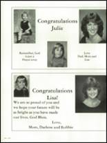 1986 Auburndale High School Yearbook Page 284 & 285
