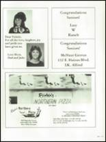 1986 Auburndale High School Yearbook Page 310 & 311
