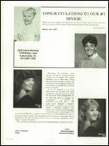1986 Auburndale High School Yearbook Page 316 & 317