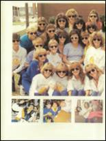1986 Auburndale High School Yearbook Page 318 & 319