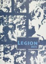 1971 Yearbook Layton High School