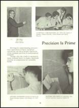 1964 Norborne High School Yearbook Page 20 & 21