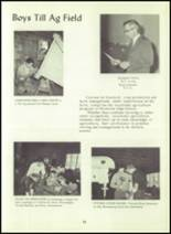 1964 Norborne High School Yearbook Page 22 & 23