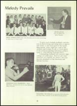 1964 Norborne High School Yearbook Page 24 & 25