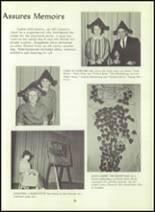 1964 Norborne High School Yearbook Page 34 & 35