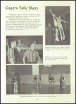 1964 Norborne High School Yearbook Page 44 & 45