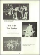 1964 Norborne High School Yearbook Page 46 & 47