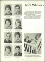 1964 Norborne High School Yearbook Page 58 & 59