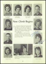 1964 Norborne High School Yearbook Page 60 & 61