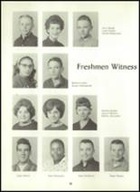 1964 Norborne High School Yearbook Page 62 & 63