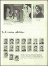 1964 Norborne High School Yearbook Page 68 & 69