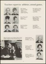 1967 High Point Central High School Yearbook Page 28 & 29