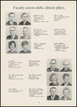 1967 High Point Central High School Yearbook Page 30 & 31