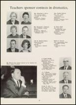1967 High Point Central High School Yearbook Page 32 & 33