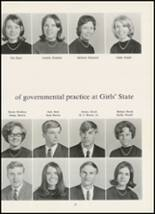 1967 High Point Central High School Yearbook Page 72 & 73