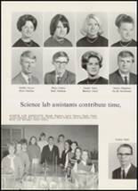 1967 High Point Central High School Yearbook Page 76 & 77