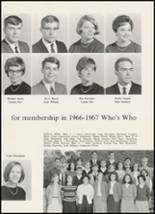 1967 High Point Central High School Yearbook Page 78 & 79