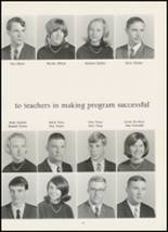 1967 High Point Central High School Yearbook Page 80 & 81
