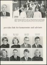 1967 High Point Central High School Yearbook Page 82 & 83