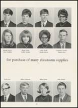 1967 High Point Central High School Yearbook Page 84 & 85