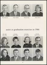 1967 High Point Central High School Yearbook Page 88 & 89