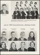 1967 High Point Central High School Yearbook Page 90 & 91