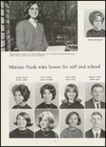 1967 High Point Central High School Yearbook Page 96 & 97