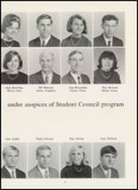 1967 High Point Central High School Yearbook Page 100 & 101