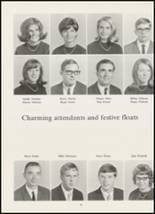 1967 High Point Central High School Yearbook Page 102 & 103